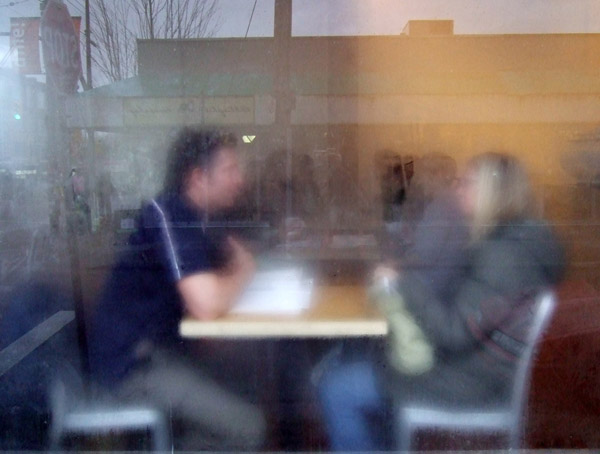 Saturday Morning Coffee at Prado Cafe