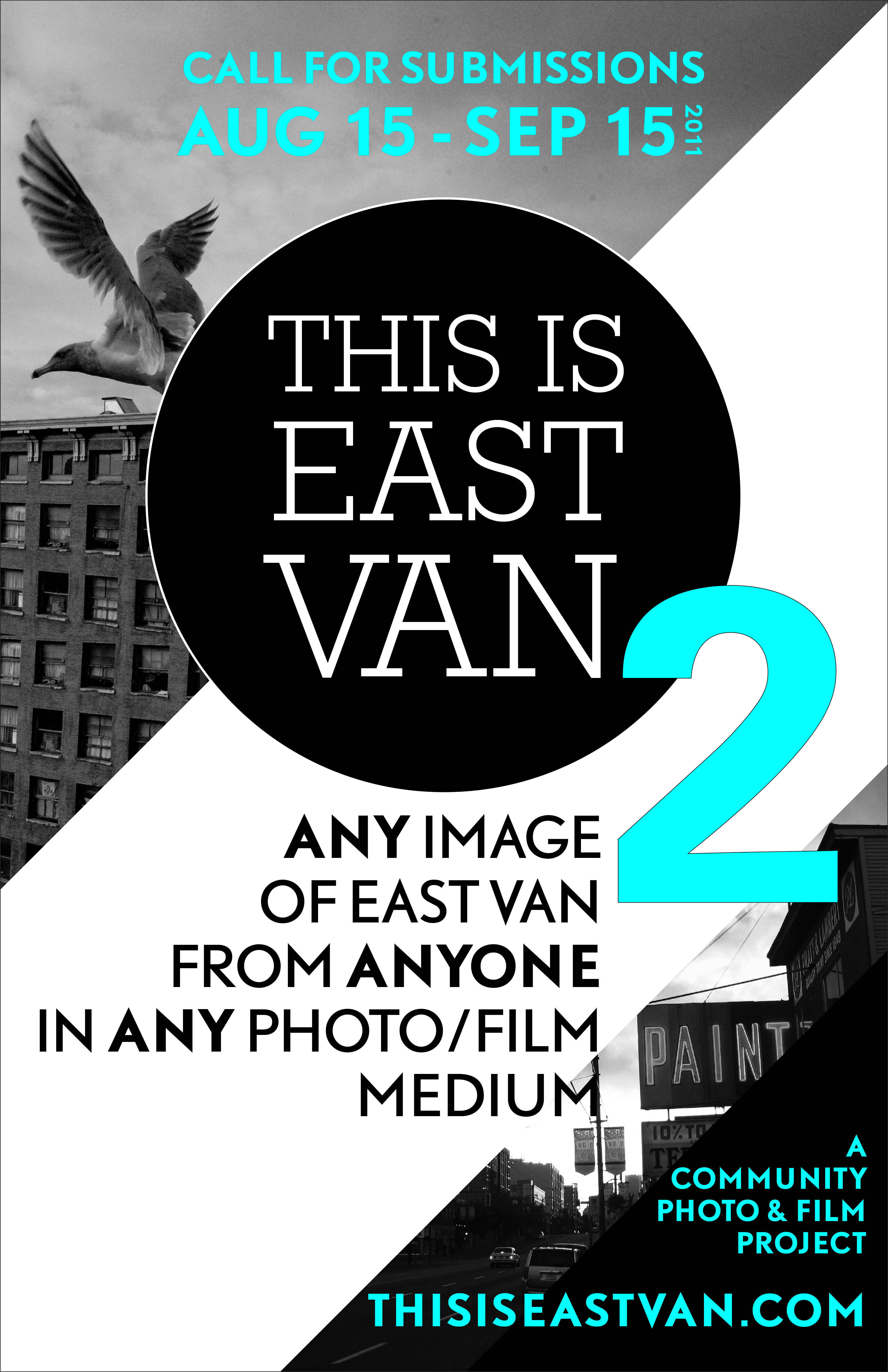 This is East Van 2 Photo Project Part Two