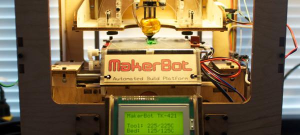 John Biehler's MakerBot TK-421