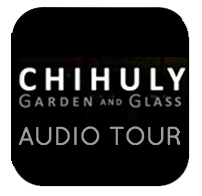 Chihuly Exhibit Audio Tour Mobile Website