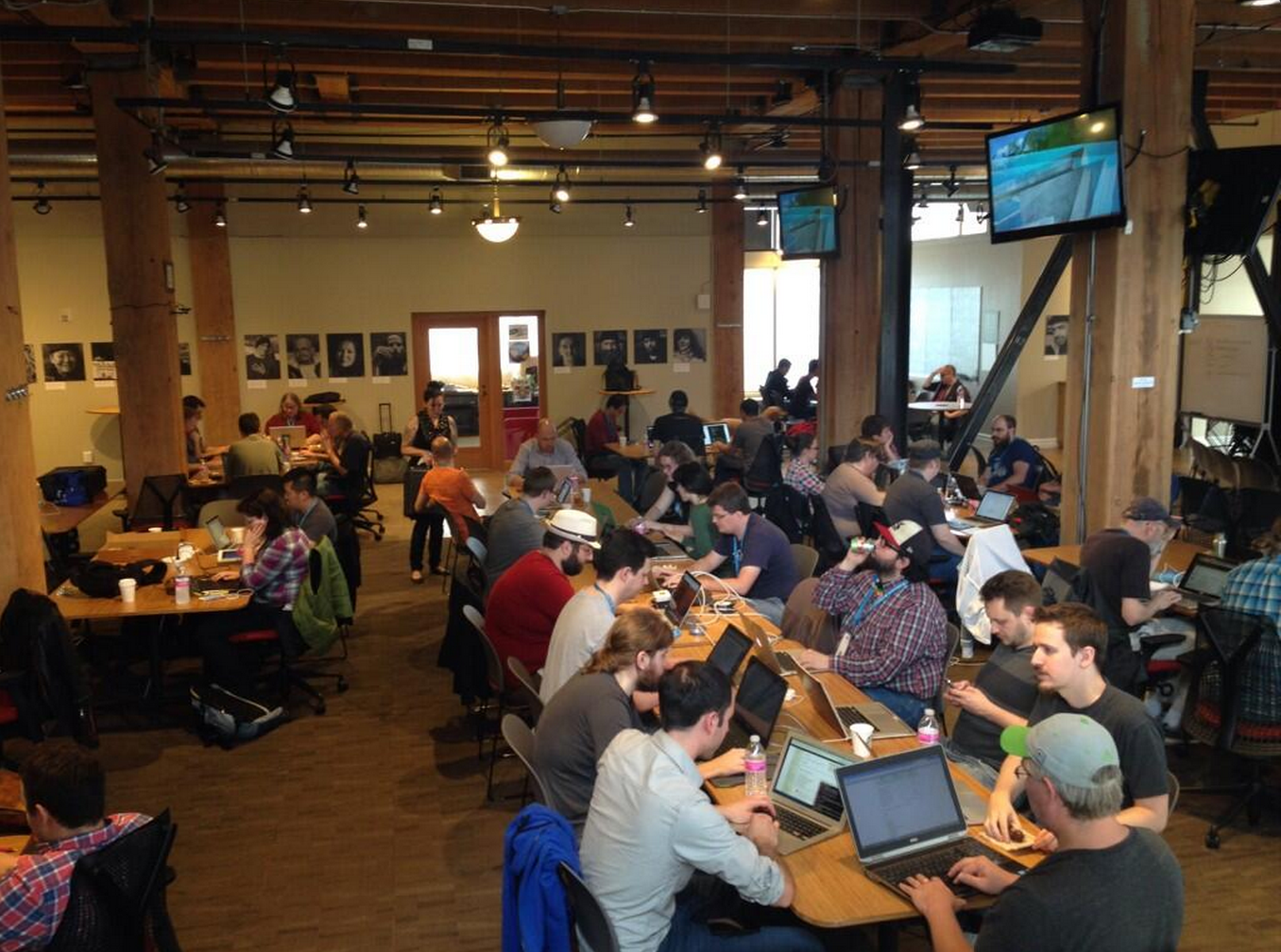 WordCamp Seattle Contributor Day